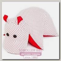 Детская подушка-игрушка Italbaby Бегемот