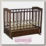Детская кроватка Ведрусс Радуга 4 маятник поперечный