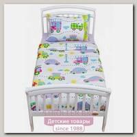 Комплект постельного белья Giovanni Babycar для дошкольников, 2 предмета