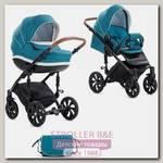 Детская коляска Tutis Mimi Style 2 в 1, ткань+эко-кожа