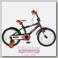 Двухколесный велосипед Velolider Lider Pilot 18'