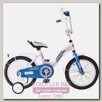 Двухколесный велосипед RT Aluminium BA Ecobike 14' 1s