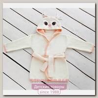 Детский халат Twinklbaby Совы, размеры на выбор