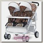 Детская прогулочная коляска для двойни Zooper Tango Escape