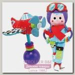 Игрушка-погремушка Yookidoo Пилот