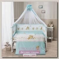 Комплект постельного белья Perina Фея, 7 предметов
