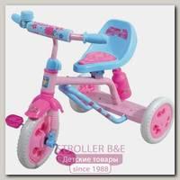Детский трехколесный велосипед 1Toy 1Той Красотка Т57605