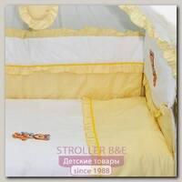 Комплект в кроватку Bombus Юленька 7 предметов
