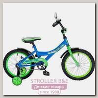 Двухколесный велосипед RT BA Wily Rocket 12' 1s KG1208