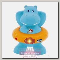 Игрушка для ванны Chicco Счастливый бегемотик