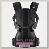 Многофункциональный рюкзак-кенгуру BabyBjorn One для ношения ребёнка на груди и на спине