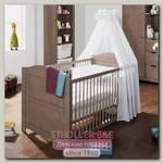 Детская кроватка с балдахином Leroys Tine 2