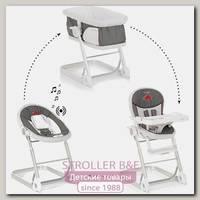 Детская мебель-трансформер iCoo Grow with me 123 (люлька + шезлонг + стульчик для кормления)