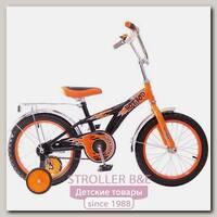 Двухколесный велосипед RT BA Hot-Rod 16' 1s
