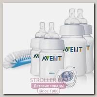 Набор бутылочек для новорожденных Philips Avent (SCD371/271/00)