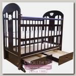 Детская кроватка Briciola 5 (поперечный маятник)