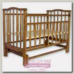 Детская кроватка Агат Золушка-3 поперечный маятник