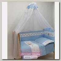 Комплект в кроватку Bombus Ксюша 7 предметов