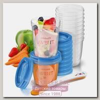 Набор контейнеров для хранения детского питания Philips Avent SCF721/20