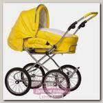 Детская коляска Hesba Condor Coupe DeLux VIP 2 в 1, кожа