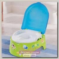 Детский горшок + стульчик подножка Summer Infant My Fun Potty