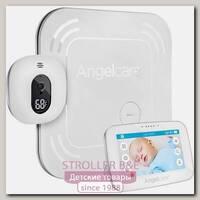 Видеоняня с сенсорным LCD дисплеем и беспроводным монитором дыхания AngelCare AC417