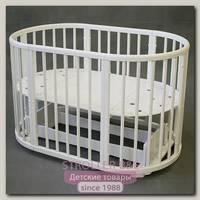 Детская кроватка Феалта-baby Феалта-беби Луна 5 в 1 с маятником