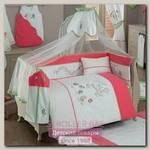 Комплект постельного белья Kidboo Singer Birds 6 предметов