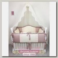 Балдахин с бантом для кроватки Marele