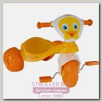 Детский 3-х колёсный велосипед Pilsan Chiky Bike 2+