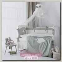 Комплект постельного белья Perina Бамбино, 6 предметов