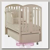 Детская кроватка Feretti Swing Elegance продольный маятник