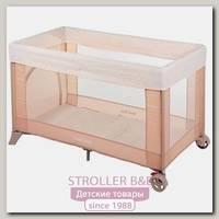 Манеж-кровать Sweet Baby Mantellina со съемным бортом