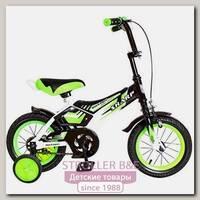 Двухколесный велосипед RT BA Sharp 12' 1s