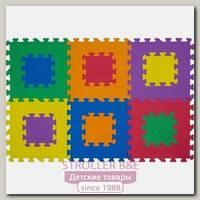Игровой коврик-пазл Funkids 12' Мозаика-12 KB-049-6-NT-M, 6 плит
