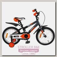 Двухколесный велосипед Velolider Lider Pilot 16'
