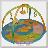 Игровой коврик Lorelli Toys Лорелли Тойс Океан
