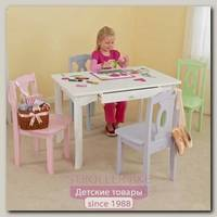 Детский столик с 2 стульчиками Leroys VR7s