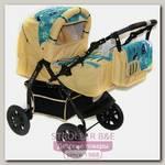 Детская коляска-трансформер Kacper Joker Кораблики