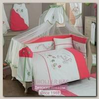 Комплект постельного белья Kidboo Singer Birds 3 предмета