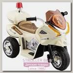 Электромотоцикл JiaJia JT368, батарея 6V4.5Ah, 3-6 лет