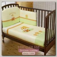 Комплект Feretti Princess Sestetto Plus 3 предмета+борт+спальный мешок+балдахин