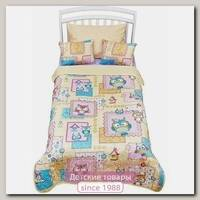 Покрывало + 2 декоративные подушки для дошкольников Shapito by Giovanni Joy Kids Maxi 200 х 150 см