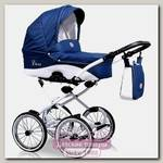 Детская коляска Nastella Luxe Prestige Eco 2 в 1, эко-кожа