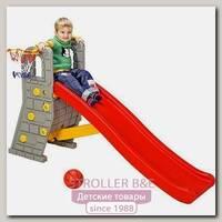 Горка детская Edu Play Башня