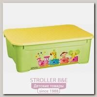 Ящик для игрушек Бытпласт С