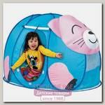Детская палатка Calida Котёнок + 100 шаров