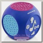 Музыкальный ночник-проектор Miniland Dreamcube