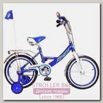 Двухколесный велосипед RT BA Дельфин 14' 1s Россия