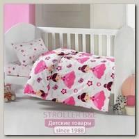 Комплект постельного белья Kidboo ТМ Ups Pups Принцесса 3 предмета